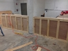 Registration Desk Construction